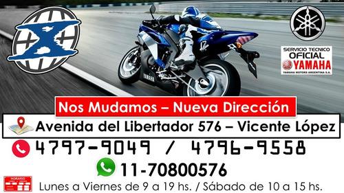x-treme racing - agencia oficial yamaha -  ybr 125z