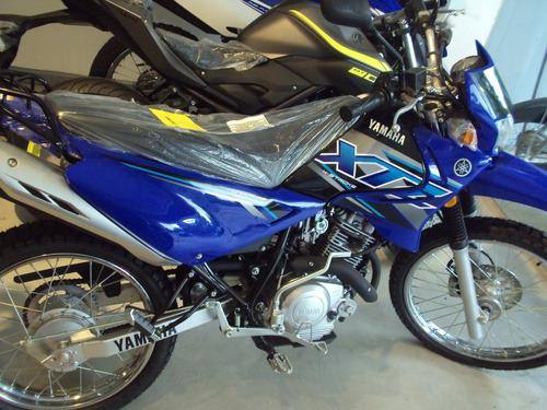 x-treme racing - oficial yamaha - xtz 125 - enero