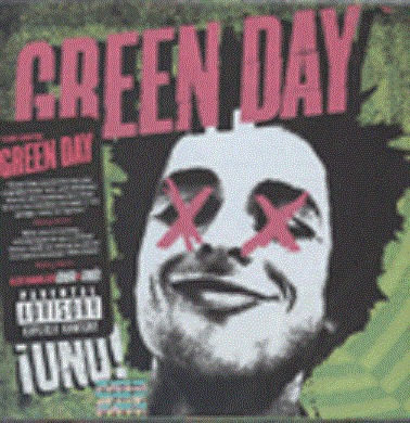 x ¡uno! green day