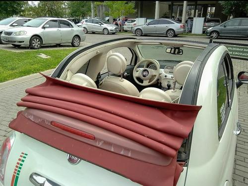 x viaje! fiat 500 sport automatico convertible excel estad
