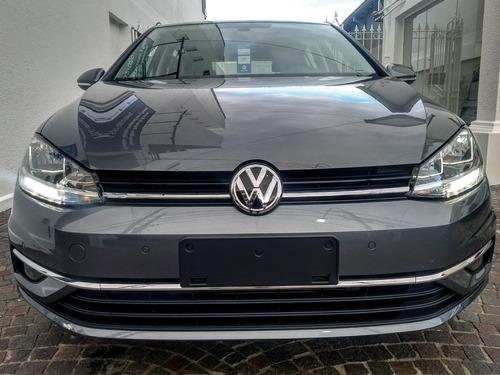 (x) volkswagen golf 1.4 comfortline tsi dsg gris platinum