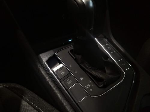 (x) volkswagen tiguan trendline 1.4 dsg gris platinum