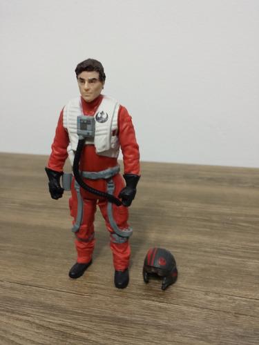 x-wing pilot poe dameron starwars the force awakens piloto