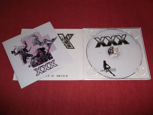 x x x - xxx heaven, hell or hollywood cd nac ed 2009 mdisk