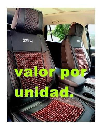 x1 funda cubre asiento auto premium esfera eco-cuero luxury