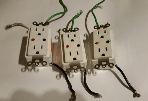 x10 3pack contacto 15amp a control remoto casa inteligente