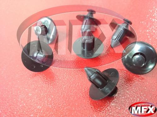 x10 presilhas vão de roda parabarro grade toyota corolla kit