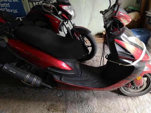 x150 rojo/negro