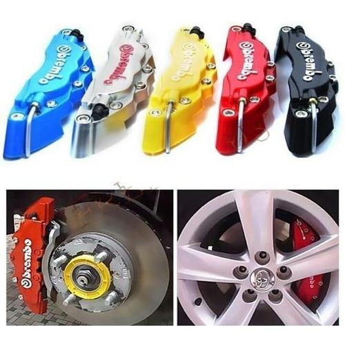 x2 cubre caliper brembo colores autos tuning rg_imports