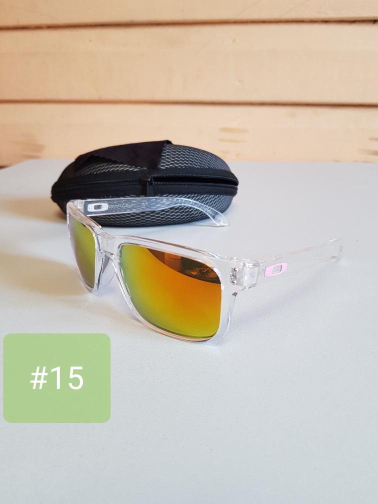 0ea8cfb219 X2 Lentes Gafas De Sol Oakley Holbrook Envio Gratis - $ 21.000 en ...