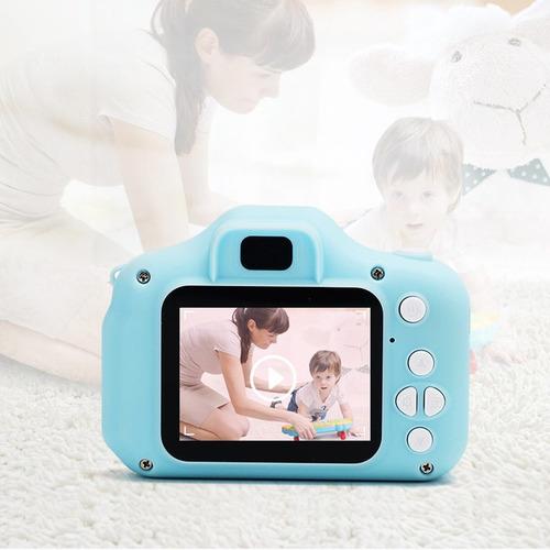 x2 - mini cámara digital para niños (2 pulgadas, hd, pantall