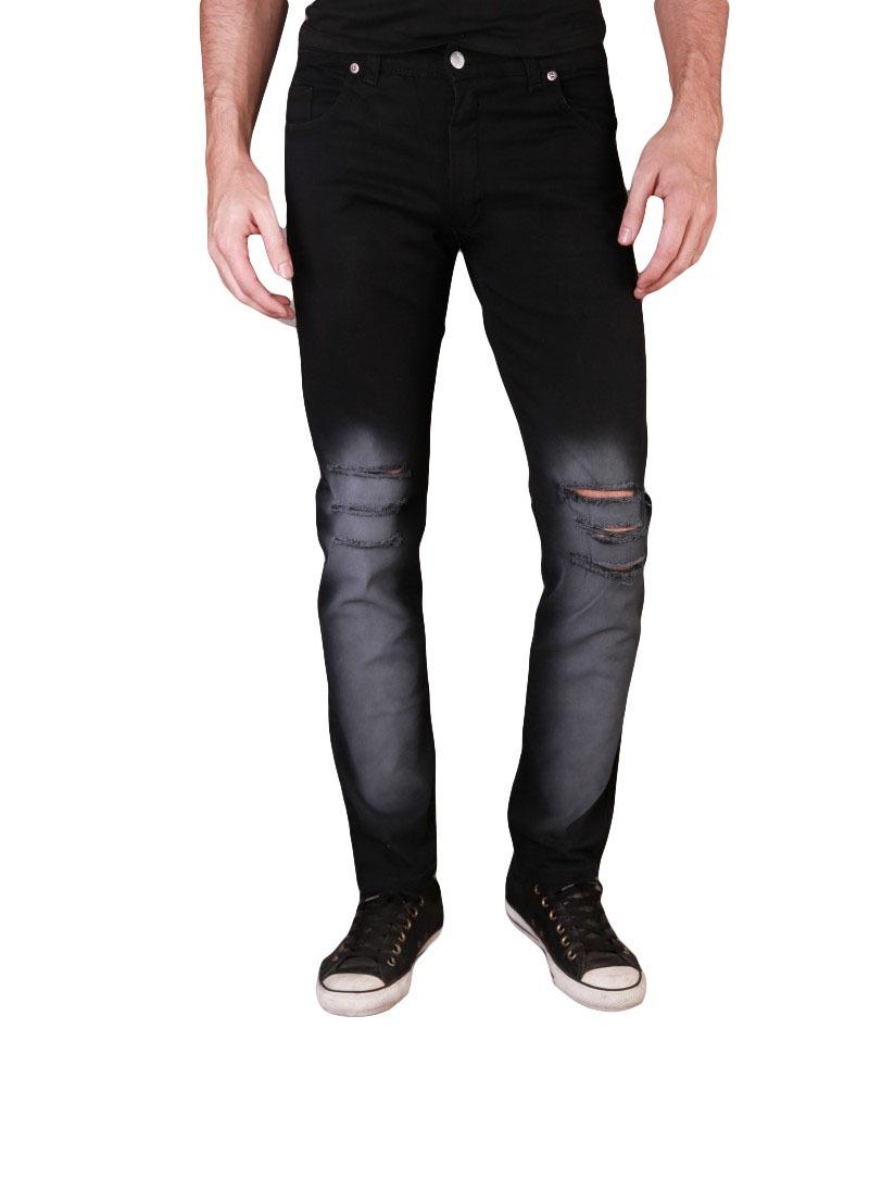 c74221b35a x3 jeans hombre rotos parches gabardina colores battaglia. Cargando zoom.