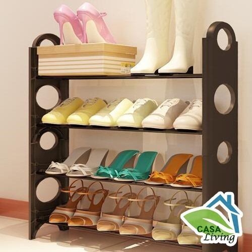 x3 organizador de zapatos rack estante zapatero 72 calzados