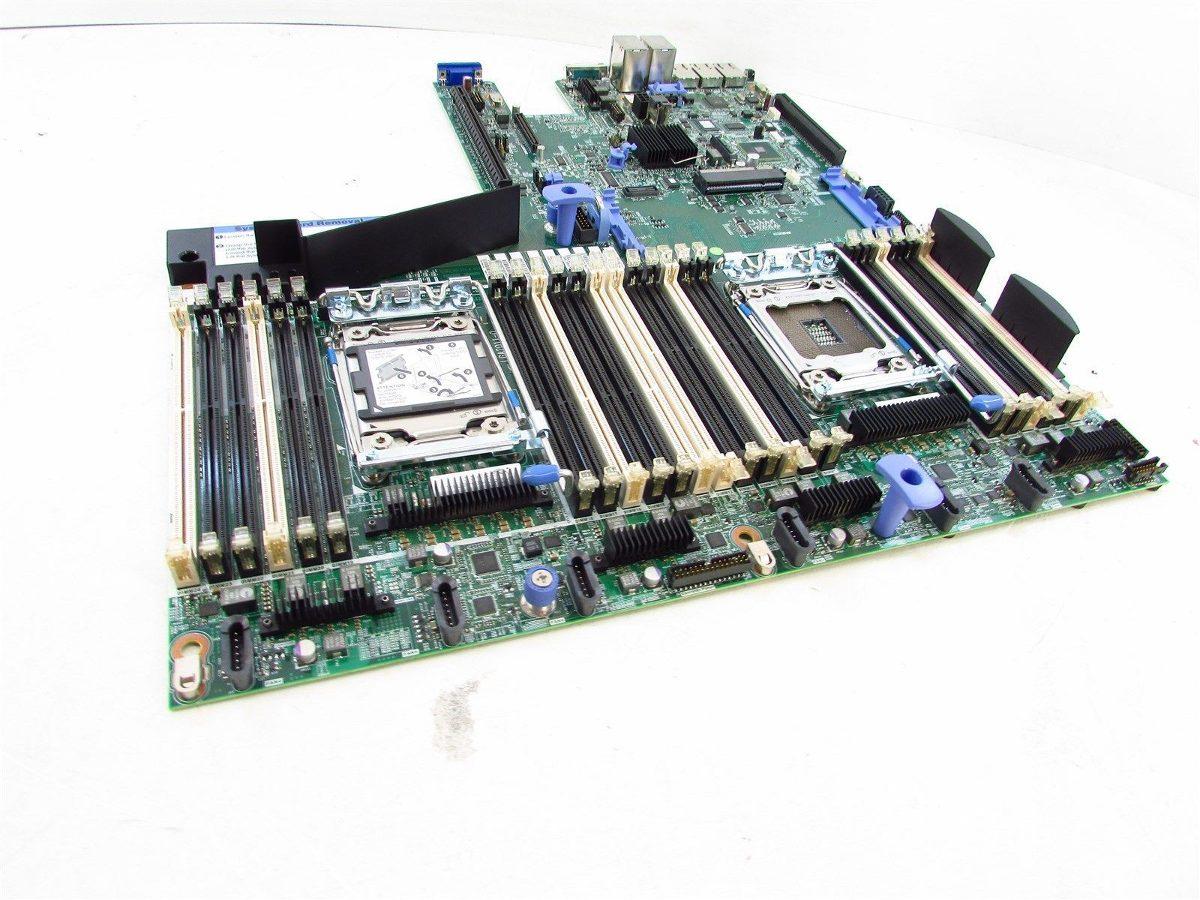 X3550 M4 System Board 00j6192 Nueva Mainboard 00y8375 Ibm