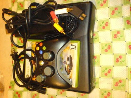 x360 slim control y cables kinet  completa
