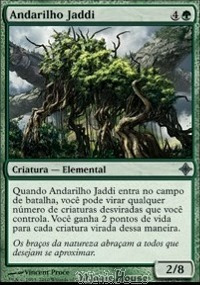 x4 andarilho jaddi (jaddi lifestrider) - rise of eldrazi