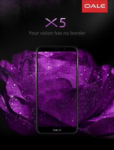 x5 oale huella digital android hd
