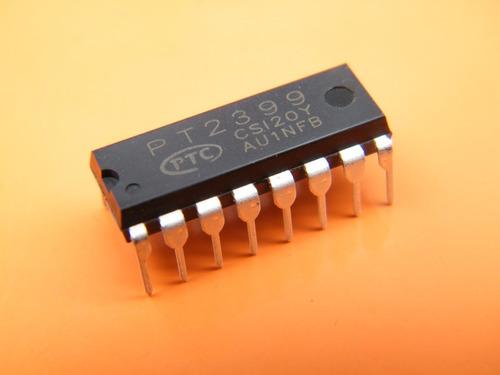 x5 unidades pt2399 1-292 para pedal delay guitarra pt 2399