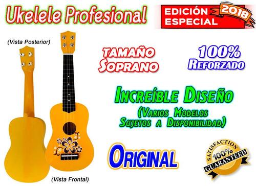 xa011 ukelele soprano diferentes diseños calidad magnifica