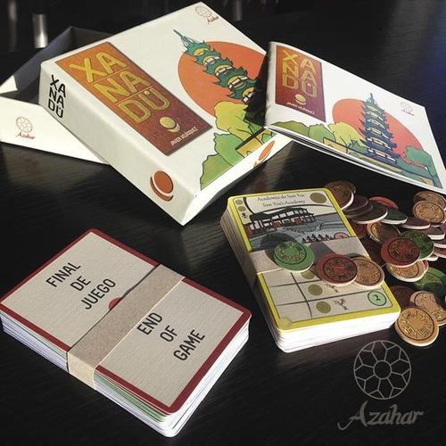 xanadu 2ª edición - juego de mesa - español
