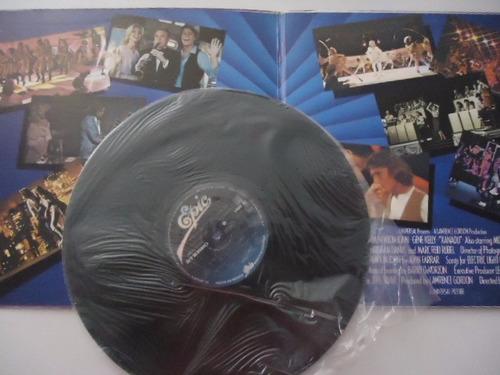 xanadu / soundtrack vinyl lp acetato