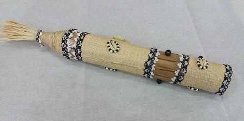 xaxará omulu - umbanda/ candomblé - 43cm
