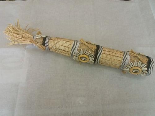 xaxará - umbanda / candomblé - 48 cm de comprimento- lindo