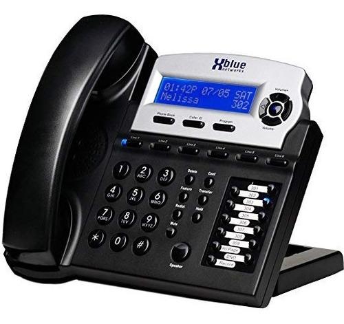 xblue x16 oficina pequeña sistema de teléfono con altavoz 6