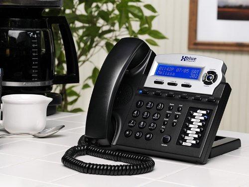xblue x16 sistema telefónico pequeña oficina 6 líneas co