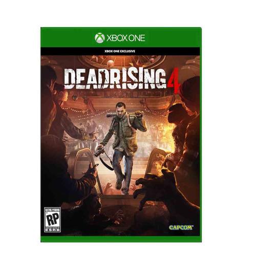 xbox 1 dead rising 4 original nuevo fisico sellado