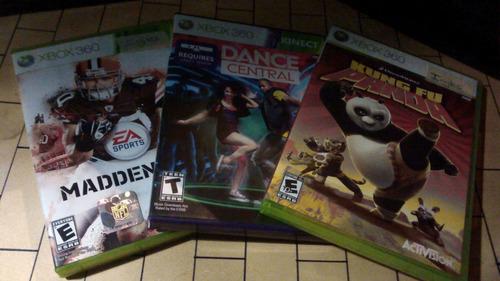 xbox 360 3 juegos gamestoreshock