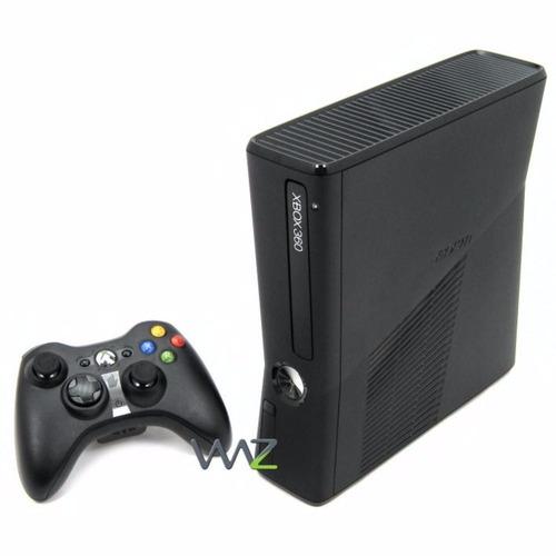 xbox 360 4gb desbloqueado ( rgh )