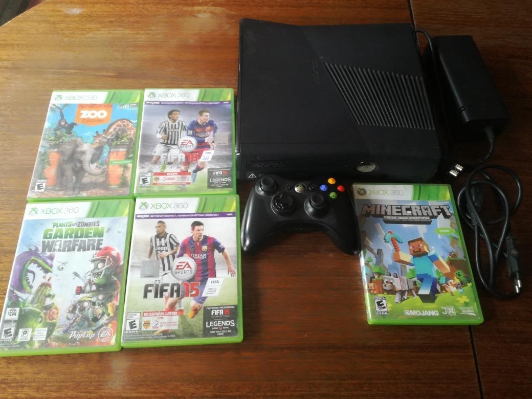 Xbox 360 5 Juegos Gta V Todo Original Para Jugar Online
