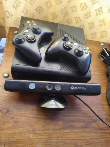 xbox 360 500gb 2 mandos kinect