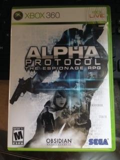 xbox 360 alpha protocol