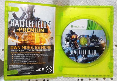 xbox 360 battlefield