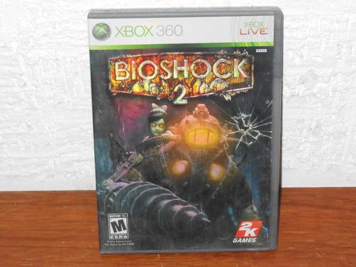 xbox 360 bioshock 2