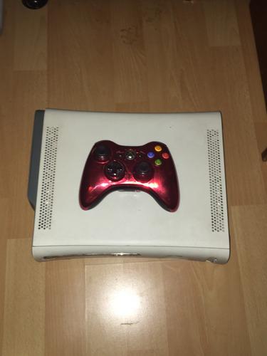 xbox 360 buenas condiciones +3 juegos