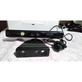 Xbox 360 Completo Kinect E Muitos Jogos