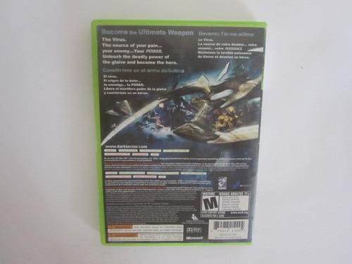 xbox 360 con dark sector