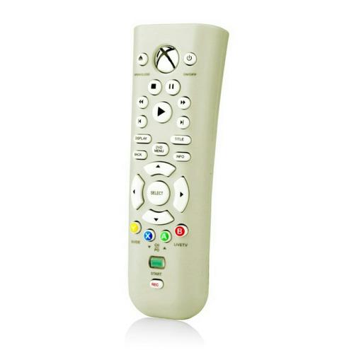 xbox 360  control dvd multimedia