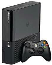 xbox 360 e slim 4 gb + wifi+ 1 juego+ obsequio