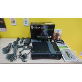 Xbox 360 Edição Especial Cod Warfare 2 - Elite