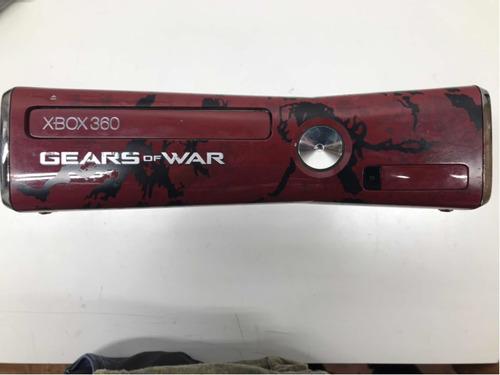 xbox 360 edicion gear of war sin joystick ni fuente