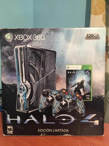 xbox 360 edición halo