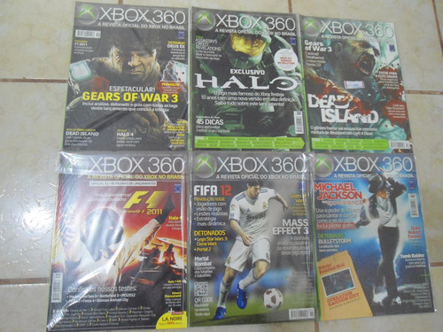 xbox 360 edições 31 a 90 (10 unidades por 50,00) - escolha
