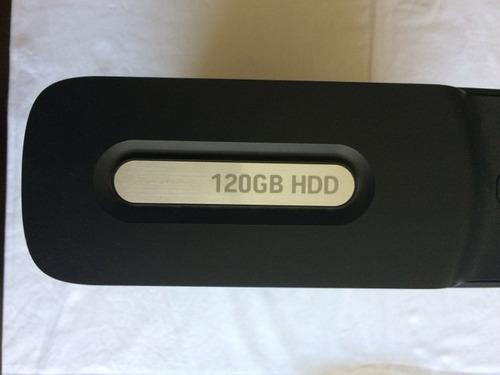 xbox 360 elite 360 original travado 120gb com jogo