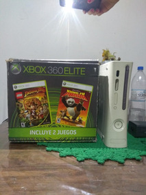 Xbox 360 Elite Branco