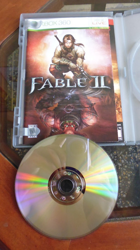 xbox 360 fable