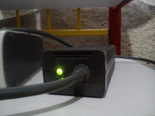 xbox 360 - fuente fat original 203w modelo xenon (acepto mp)